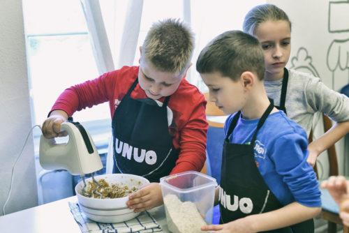 djecja kuharska radionica
