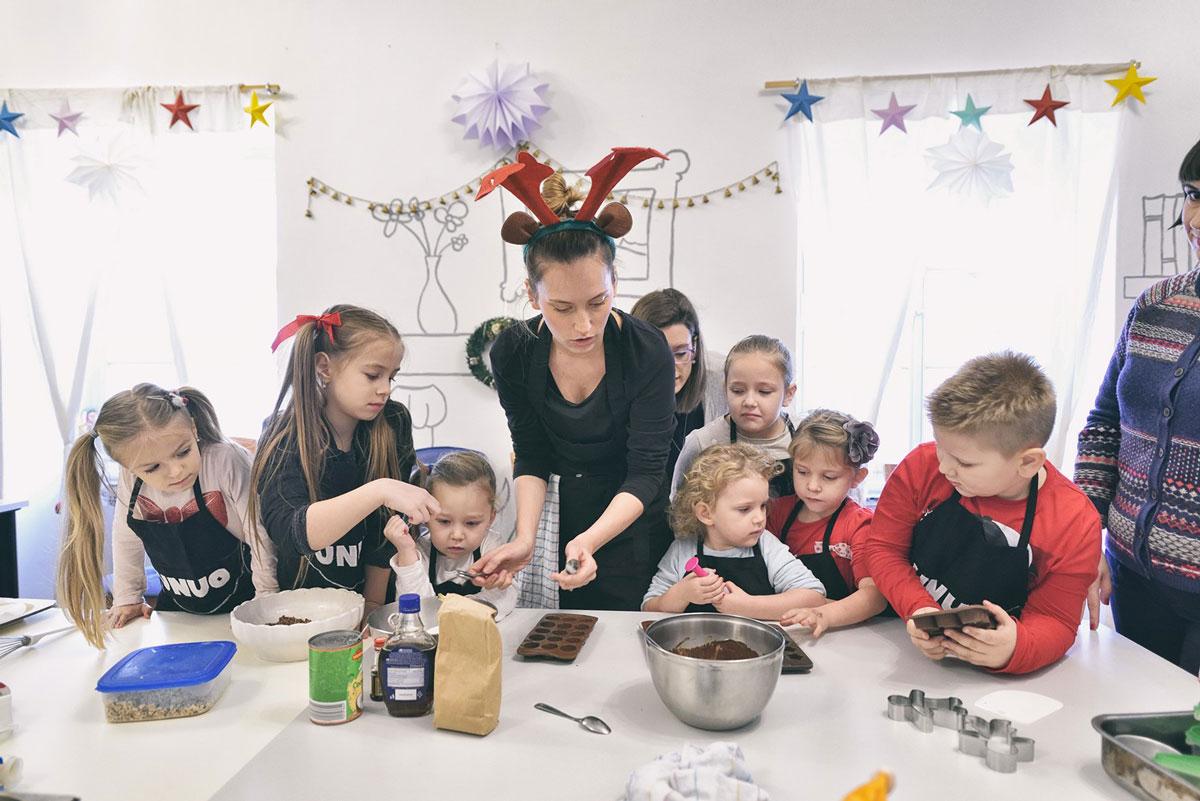 kuharska radionica za djecu