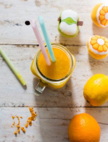 sok od citrusa i kurkume