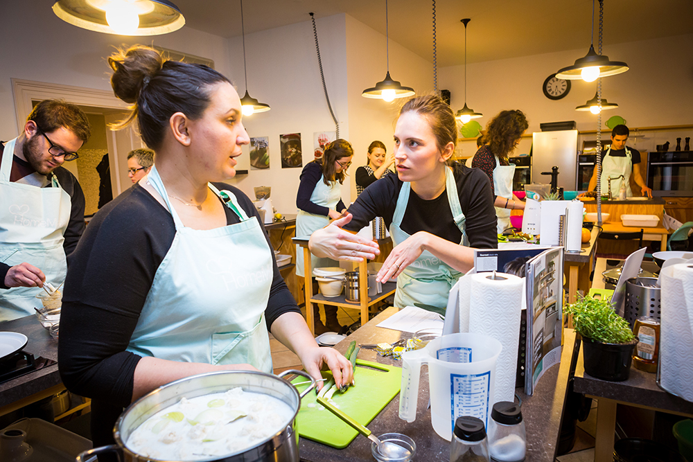 gorenje story gourmet detox kuharska radionica